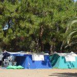 Ege'nin Yeni Gözdesi Özdere - Kamp