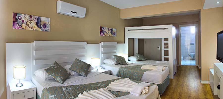 Sahra Su Holiday Village - Superior Aile Odası
