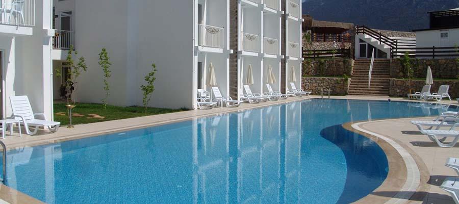 Sahra Su Holiday Village - Standart Havuz Bağlantılı Oda