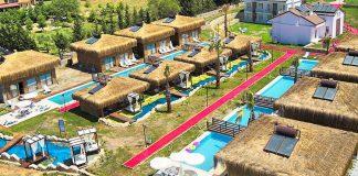 Unutulmaz Bir Balayı İçin Sahra Su Holiday Village