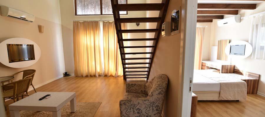 Sahra Su Holiday Village - Suite Bungalov
