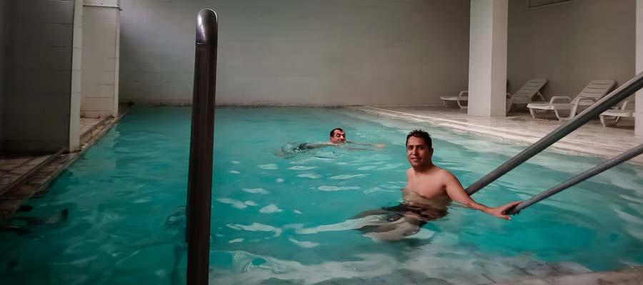 Salihli Kaplıcaları - Havuz