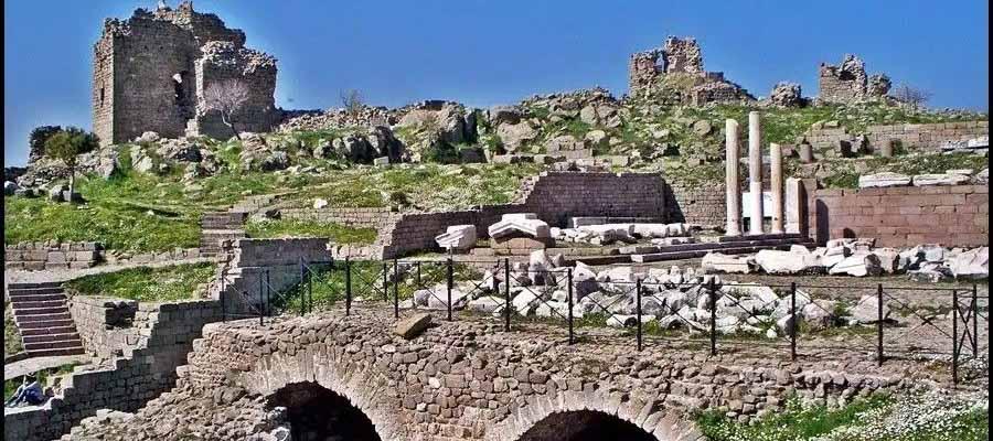 Seferihisar - Akropol