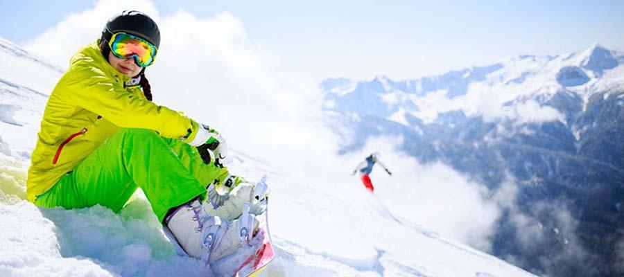 Snowboard Nedir, Nasıl Yapılır? - Botlar
