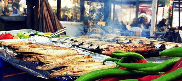 Türkiye'nin Sokak Lezzetleri - Balık Ekmek