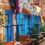 Sonbahar Tatili - Alaçatı Sokakları