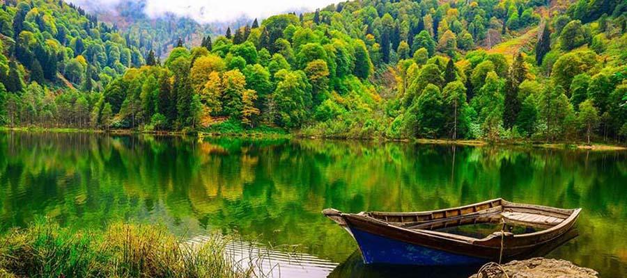 Türkiye'de Sonbaharda Gezilebilecek Yerler - Karagöl