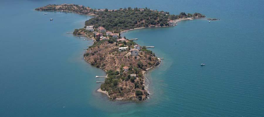 Şövalye Adası - Genel Manzara