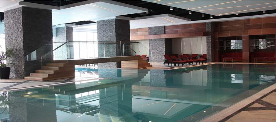 Sway Hotel - Spa Merkezi - Havuz