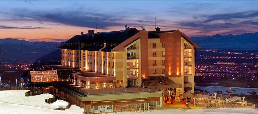 Sway Hotel - Genel