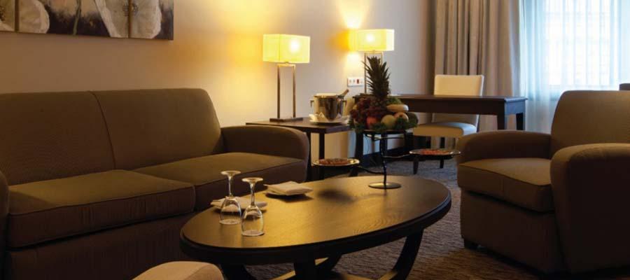 Sway Hotel - Presidental Suite
