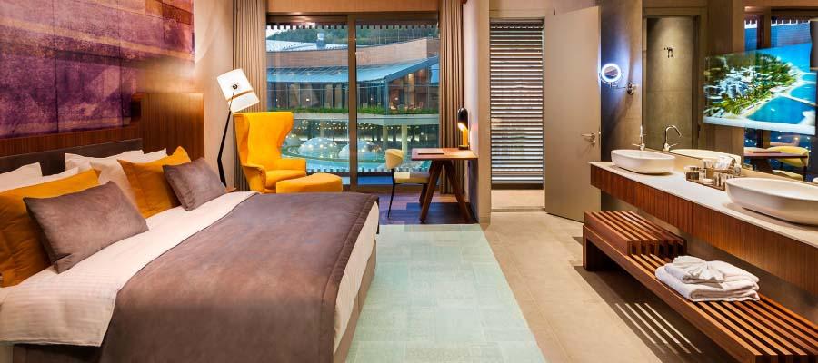Tasigo Hotels Eskişehir - Kuş Bakışı