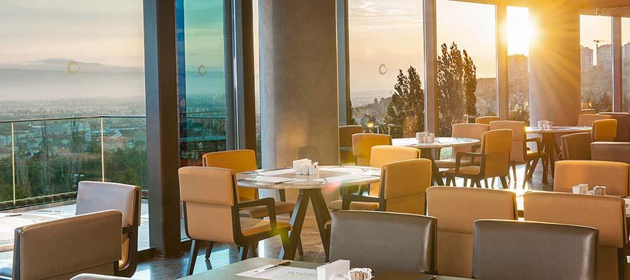 Tasigo Hotels Eskişehir - Turquoise Restorant