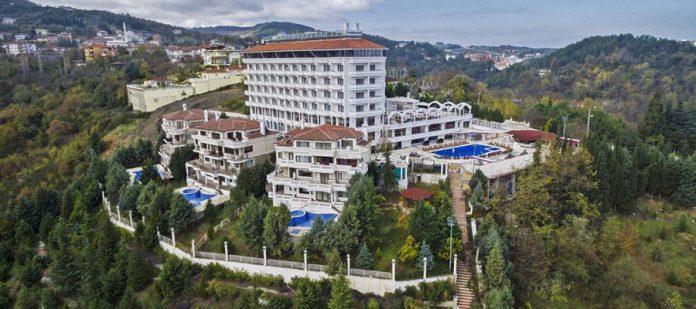 Thermalium Wellness Park Hotel - Manzara