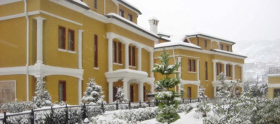 Thermalium Wellness Park Hotel - Villa Suit - Kış