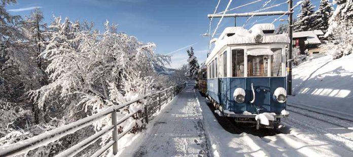Trenle Avrupa'yı Keşfet - Mevsim