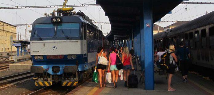 Trenle Avrupa'yı Keşfet - Rota
