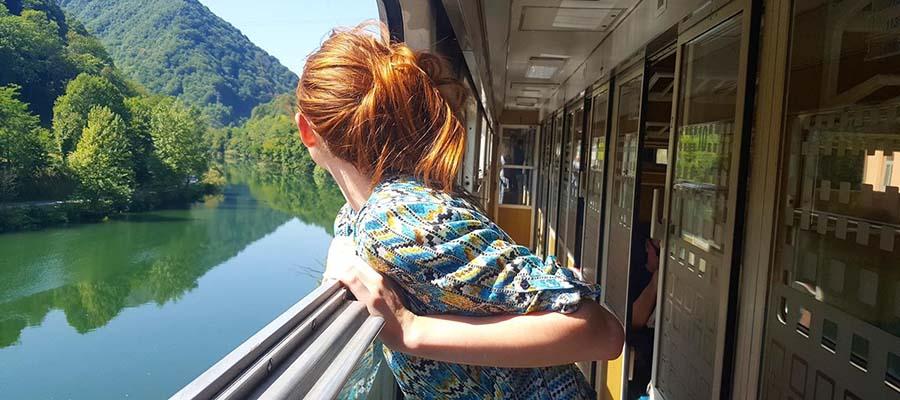 Trenle Avrupa'yı Keşfet - Sosyal