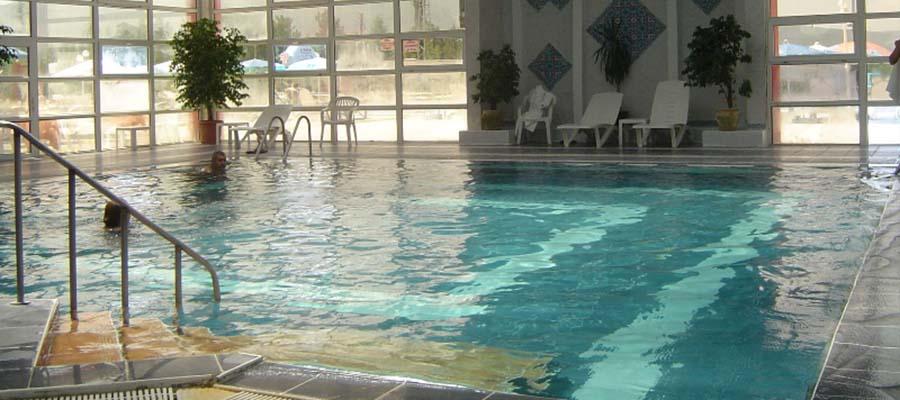 Urganlı Kaplıcaları - Havuz
