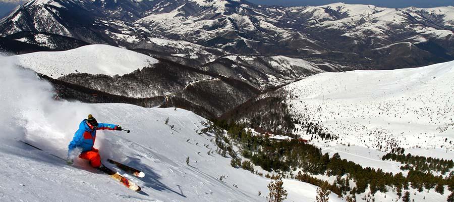 Vizesiz Avrupa Kayak Merkezleri - Genel