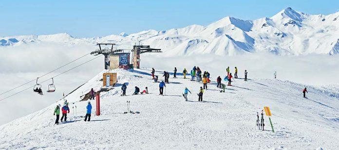 Vizesiz Avrupa Kayak Merkezleri - Gürcistan
