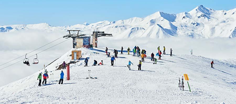 Vizesiz Avrupa Kayak Merkezleri - Bosna Hersek
