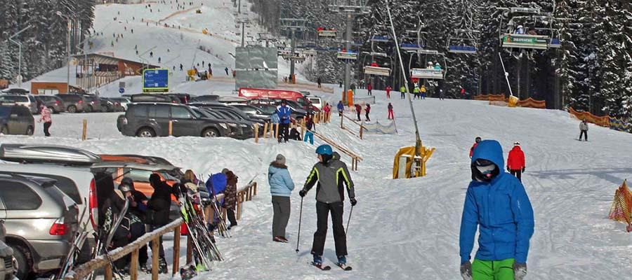 Vizesiz Avrupa Kayak Merkezleri - Ukrayna
