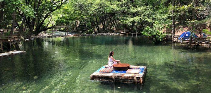 Yeşil Vadi - Su Üstü Çadır