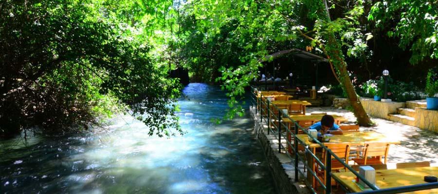 Yeşil Vadi - Restoran