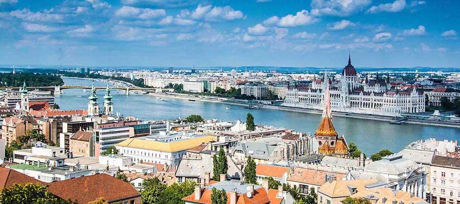 Yılbaşı Tatili İçin 5 Şehir Önerisi - Budapeşte