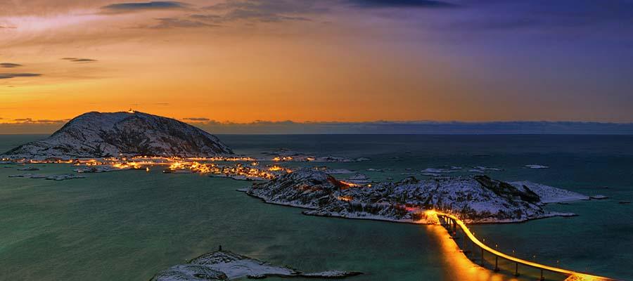 Yılbaşı Tatili İçin 5 Şehir Önerisi - Tromso - Ada