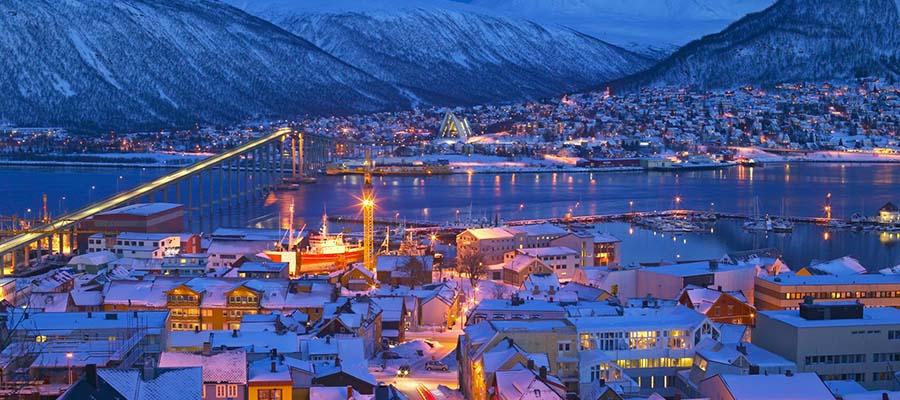 Yılbaşı Tatili İçin 5 Şehir Önerisi - Tromso