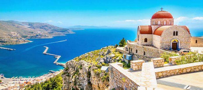 Yunan Adalarında Balayı - Kos