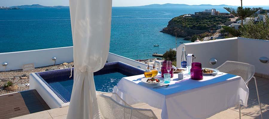 Yunan Adalarında Balayı - Masa