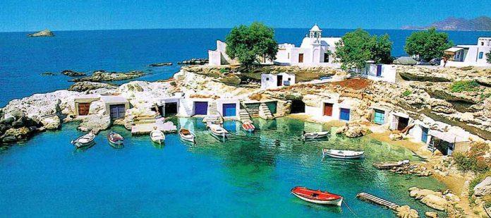 Yunan Adalarında Balayı - Milos