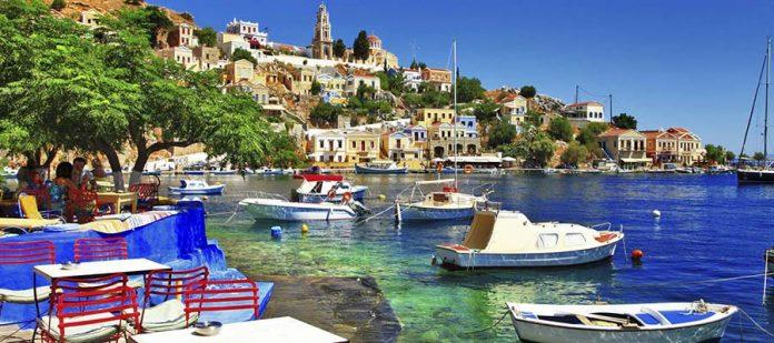 Yunan Adalarında Balayı - Rodos