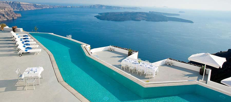 Yunan Adalarında Balayı - Sonsuzluk Havuzu