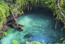 Yüzmek İçin En Çılgın Yerler - Kapak