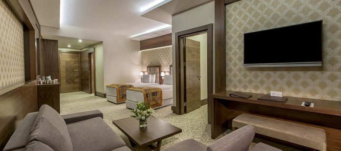 Akrones Termal Spa - Family Suite