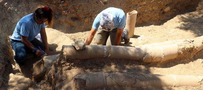 Alabanda Antik Kenti - Kazı Çalışmaları