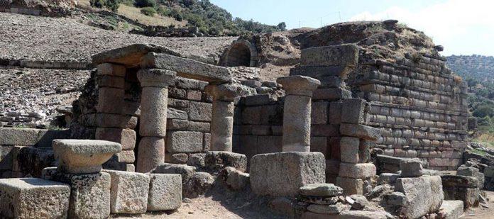 Alabanda Antik Kenti - Surlar