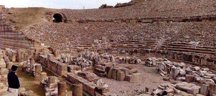 Alabanda Antik Kenti - Tiyatro