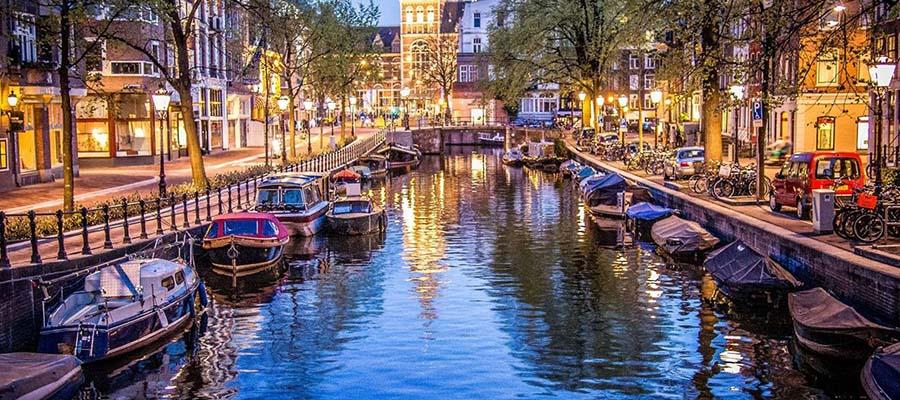Amsterdam Galeri - Kanallar