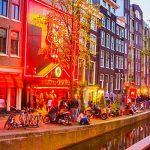Amsterdam Gezi Rehberi - Red Light District