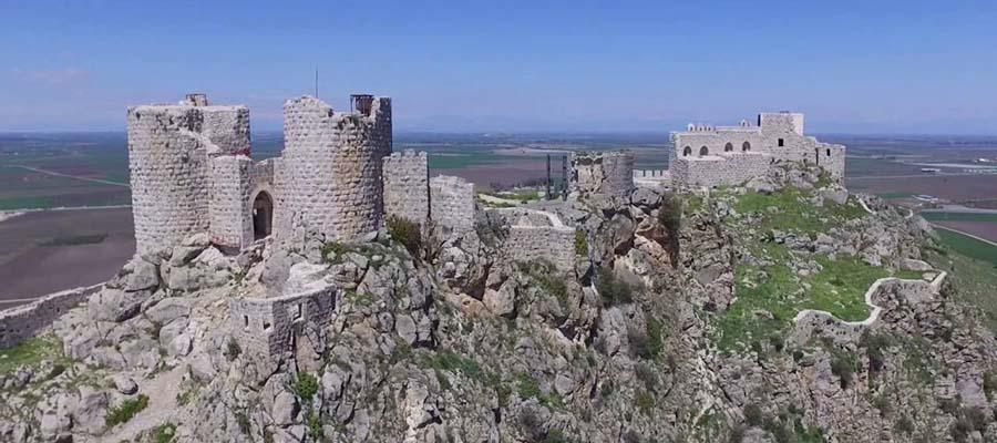 Anavarza Antik Kenti - Genel