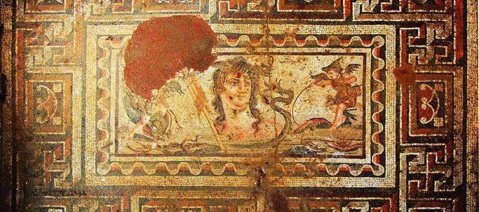 Anavarza Antik Kenti - Mozaikler