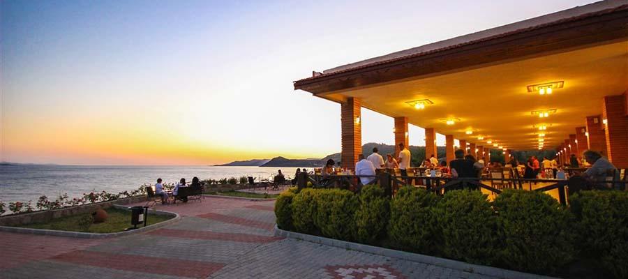 Assos Dove Hotel - Deniz Kıyısı Restorant