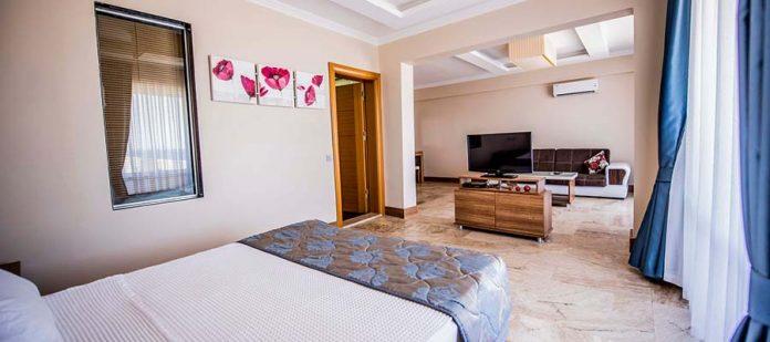 Assos Dove Hotel - VIP Suite