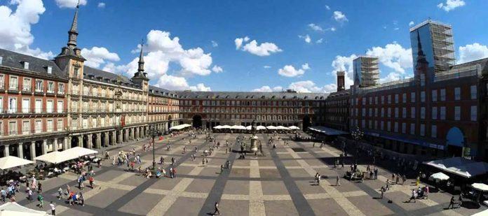Avrupa'nın Hayranlık Uyandıran Meydanları - Plaza Mayor
