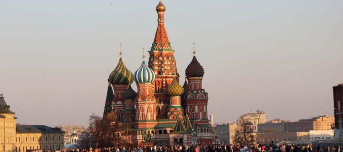 Avrupa'nın Hayranlık Uyandıran Meydanları - Kızıl Meydan